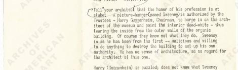Guggenheim Design Controversy