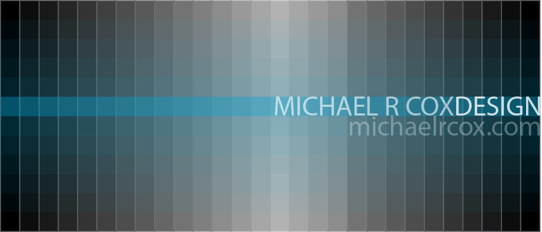 Business Card Design_blue